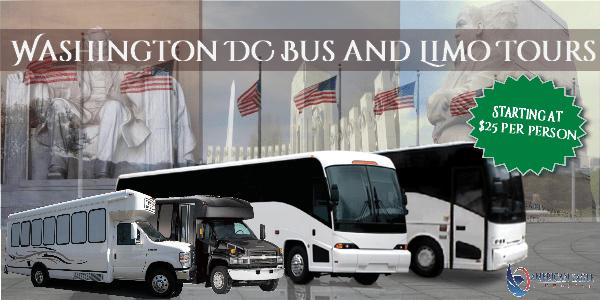 DC Bus Tours