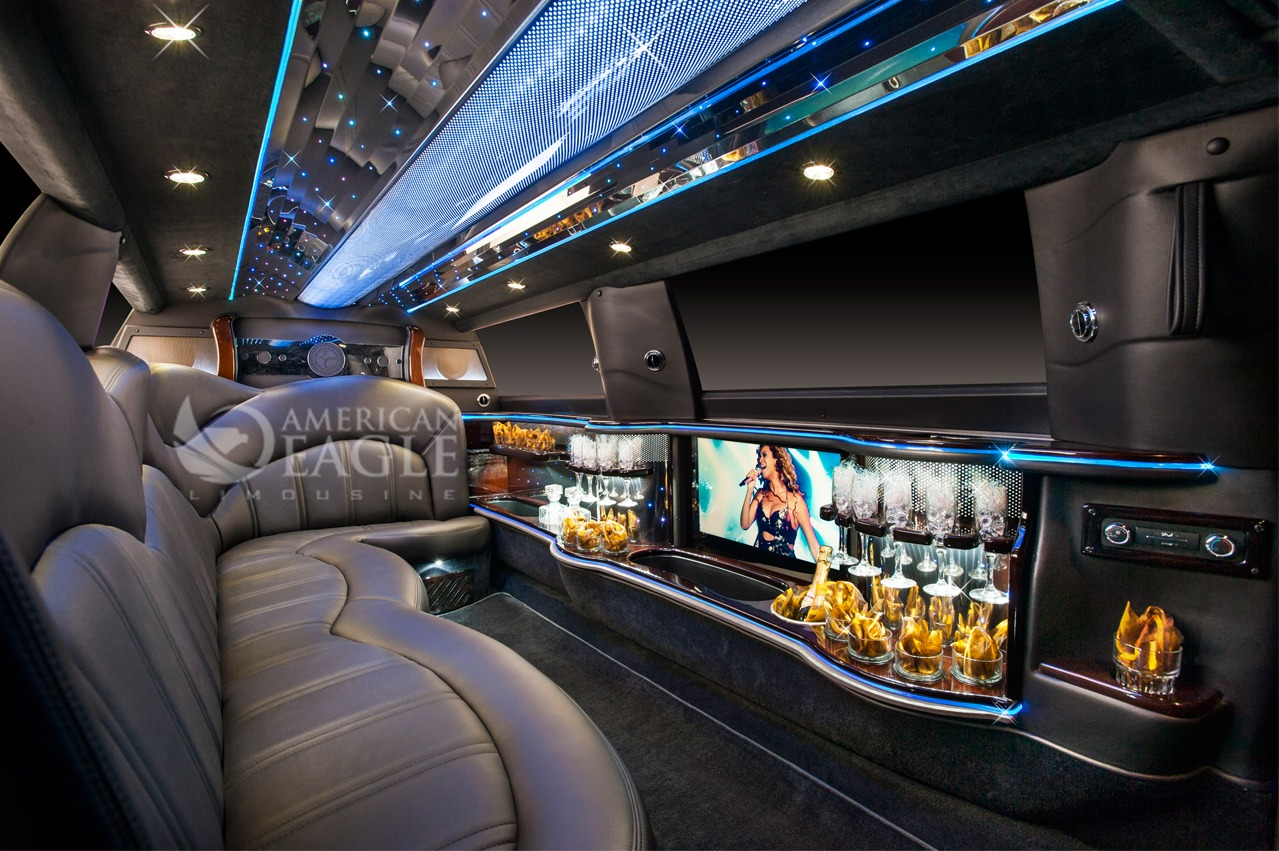 American Eagle Limo Limousines