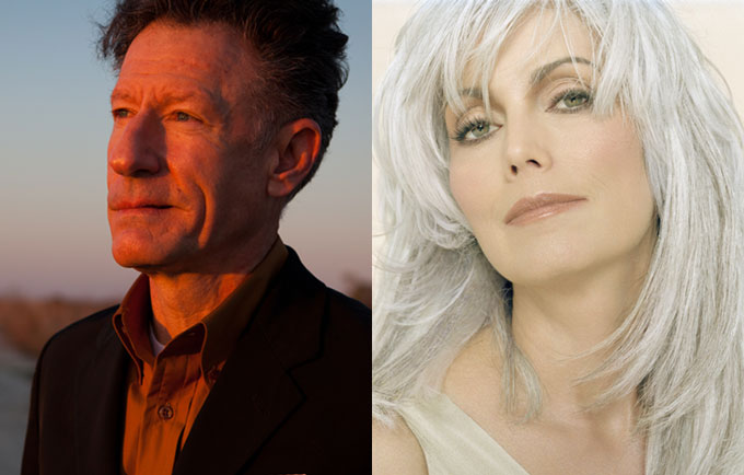 Lyle Lovett - Emmy Lou Harris