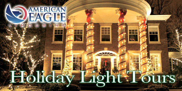 DC Limo Tours - Holiday Lights Tours