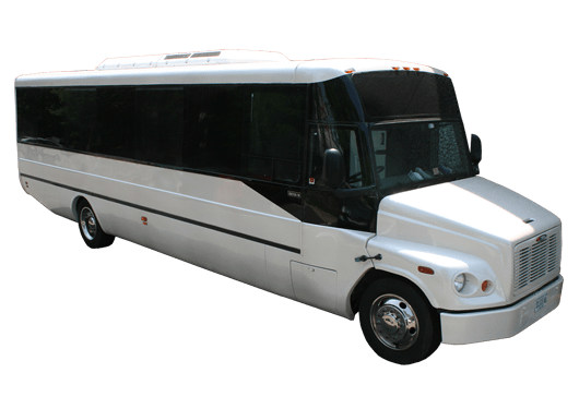 Party Bus in DC - American Eagle Limousine