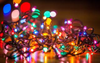 Washington DC Holiday Lights
